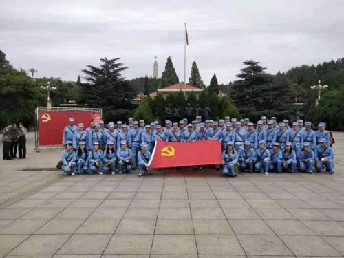 河北红色培训教学图片